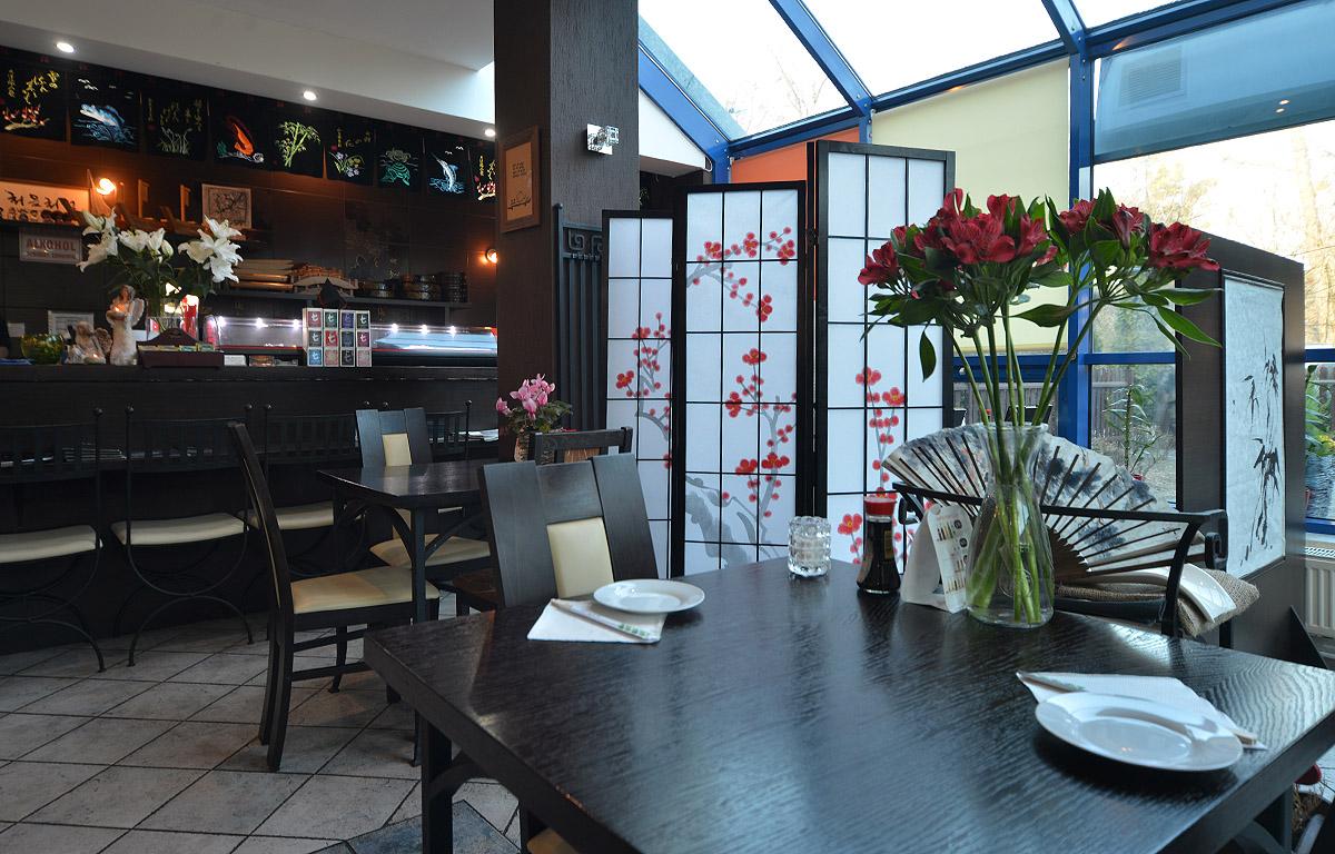 Restauracja Naru Shushi Centrum Handlowe Krzyki