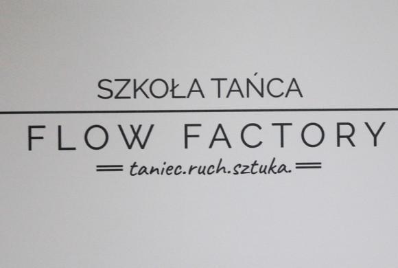 Szkoła tańca-FLOW FACTORY